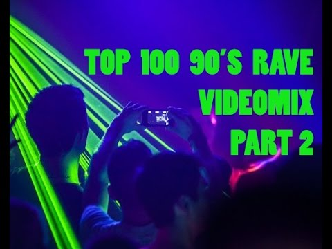 Early 90's Ultimate Rave Video Megamix (part 2 of 3)