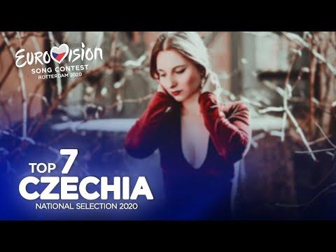 🇨🇿: Eurovision 2020 - ESCZ 2020 - Top 7