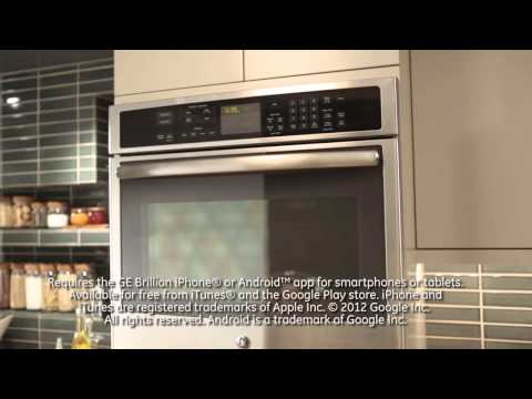 BRILLION ENABLED WALL OVEN