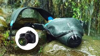 miggo AGUA storm proof quick draw camera carrier