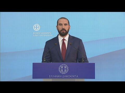 Δ. Τζανακόπουλος: Έκτακτες ενισχύσεις για τα νοικοκυριά και τις επιχειρήσεις που επλήγησαν