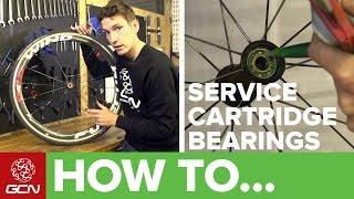 How To Service Cartridge Wheel Bearings