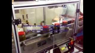 Sticker Labeling Machine Manufacturer India