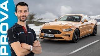 "Ford Mustang, divertirsi con ""poco"" - Video"