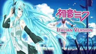 『Hikaru&Fefy』Miraisen ↣ Vocaloid [Italian Cover]