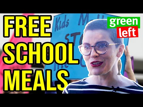 Amy MacMahon: Why we need free school meals