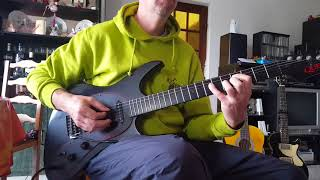 Accept - Turn Me On (Guitare Rythmique) 97 7%