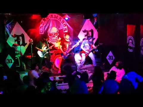 "Tragedy - Deadly pajarraco Cover by Dorso - Live ""Birthday lolo"" #31"