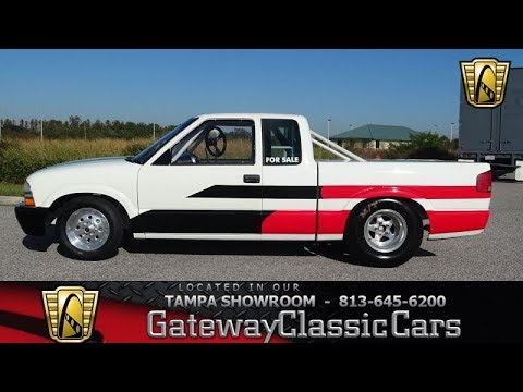 1996 Chevrolet S10 for Sale - CC-1047813