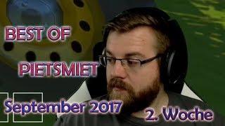 BEST OF PIETSMIET [FullHD|60fps] - September 2017 - 2. Woche