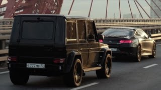 DT Test Drive — Mercedes S63 AMG Coupe & G63 AMG Brabus