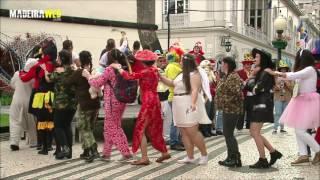 Karneval in Funchal Februar 2017