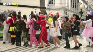 Carnaval en Funchal febrero 2017
