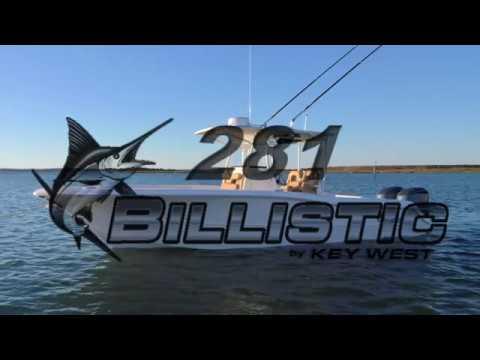 Key West 281 Billisticvideo