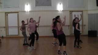 Dhola -Bollywood Routine for Dance Fitness by Linda Edler