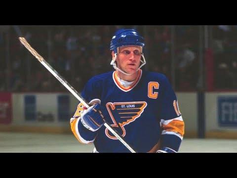 """Brett Hull    """"Golden Brett"""" ᴴᴰ    1985 - 2006 Career Highlights"""