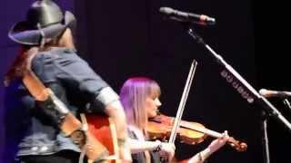 "Terri Clark ""Three Mississippi"" Live in Nashville, 2/27/15"
