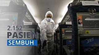 Update Pasien Sembuh dari Virus Corona Mencapai 2.152 Orang, Jumlah Meninggal 813 Orang