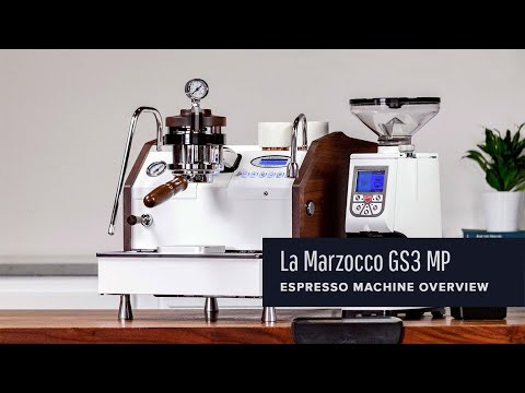 La Marzocco GS3 MP Espresso Machine Review