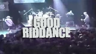 GOOD RIDDANCE weight of the world 1997 Montreal