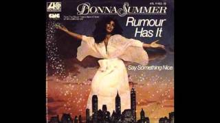 DONNA SUMMER Rumour Has It -Jandry Remix