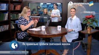 """Бойко Татьяна в программе """"Обозреватель"""""""