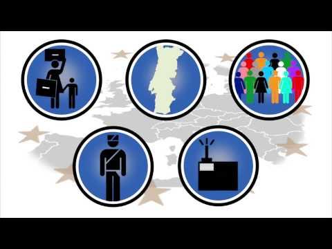 Minuto Europeu nº 10 - O Espaço de Liberdade, Segurança e Justiça