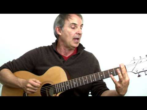 Beginning Guitar  Quick Tip #1 - Learning Bar Chords