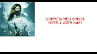 Tinashe Ft. Asap Rocky   Pretend (lyrics)