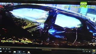 Видео слов Зайцевой, через несколько минут после смертельного ДТП в Харькове