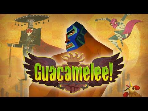 Gameplay de Guacamelee Collection