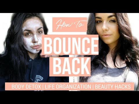 My DETOX & CLEANSE Routine   Organization Hacks featuring Sand & Sky