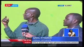 Mbiu ya KTN: Wakili Simon Lilal aliyetaka kusitisha mazishi ya Mark Too atoweka