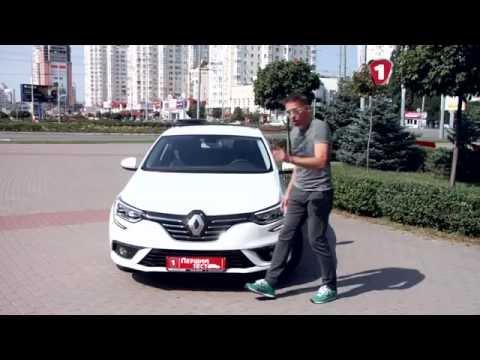 Renault  Megane Хетчбек класса C - тест-драйв 2