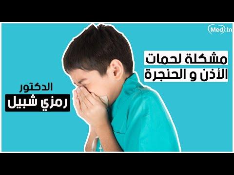 الدكتور رمزي شبيل أخصائي أمراض الأنف والأذن والحنجرة