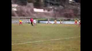 preview picture of video '1. CFR PF Jg 2001/02 2014.03.01 Feld-Testsspiel vs. SV Königsbach C-Jgd.'