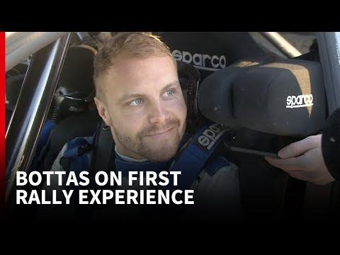 How Bottas did on his rallying debut