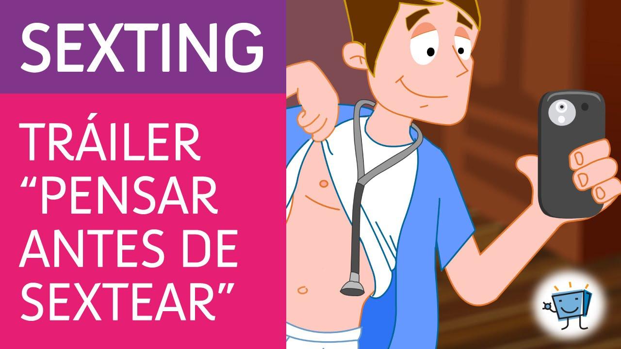 SEXTING: ¿estás pensando en sextear?