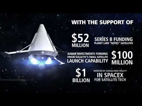 Satellites: The Foundation of a Future Space Economy