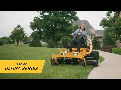 2019 Cub Cadet ZT1 54 in. Kohler 7000 Series 24 hp in Westfield, Wisconsin - Video 1