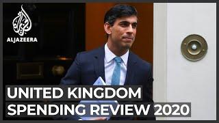 UK borrowing to hit peacetime high amid COVID-19 emergency: Sunak