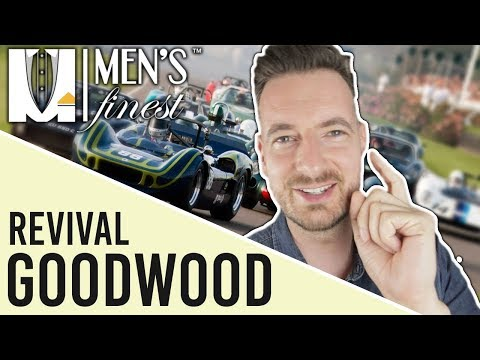 Goodwood Revival 2018 Fashion - Visit Men's Finest