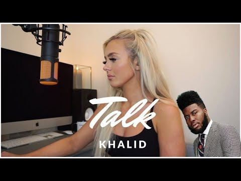 Khalid - Talk - Samantha Harvey