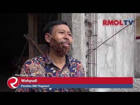 22 Tahun Berpolemik, Gereja di Semarang Siap Dibangun Kembali