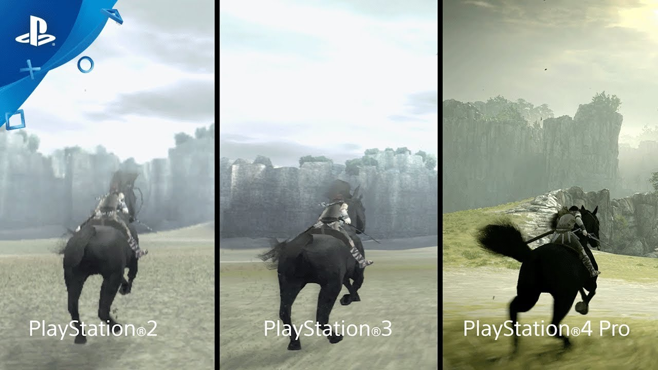 Shadow of the Colossus: PS4 Pro Enhancements, Special Edition Revealed