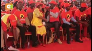Uhuru atembelea maeneo ya Samburu na Laikipia