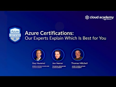 Azure Certifications 2020: Preparation and Real-World Roles ...