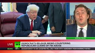 Democrats release memo countering Republican claims of FBI abuse
