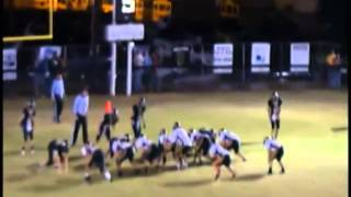 Prairie Grove (35) vs West Fork (14) 2011