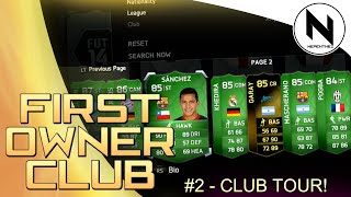 FIRST OWNER CLUB - FIRST CLUB TOUR! W/ TOTS, IMOTM, IF'S & Legends!!